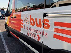Le bus à la demande sur le Pôle d´Activités d´Aix en Provence