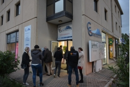 INAUGURATION DE L´AGENCE CG IMMOBILIER